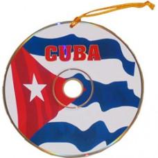 Cuba CD WAVE FLAG