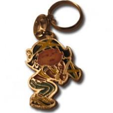 Jamaica Large Girl key ring