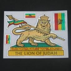 Ethiopia multi pack stickers