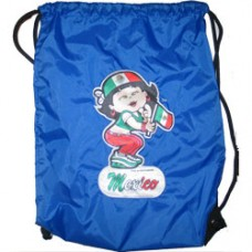 Mexico girl back pack