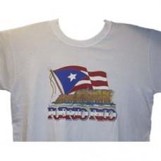 MEDIUM Puerto Rico T-Shirt