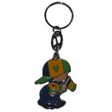 St. Vincent and the Grenadines Large Boy key ring